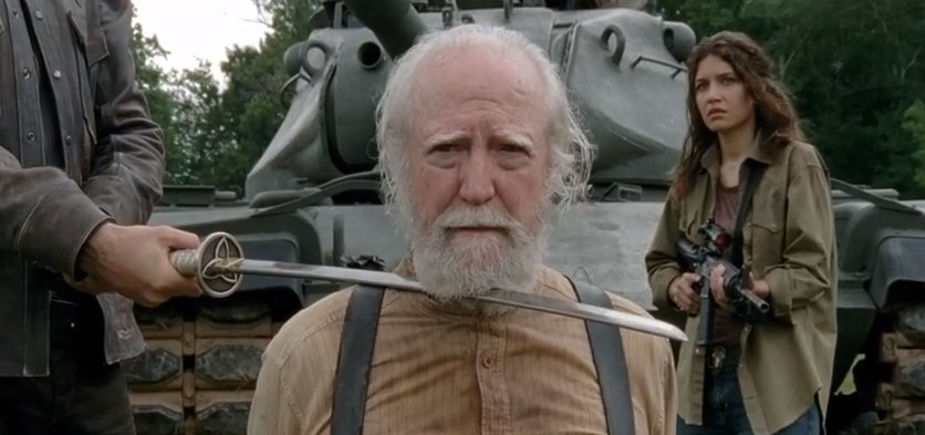 Click Here to read about what makes Hershel an important Christian.